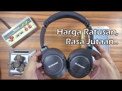 Review Headset Bluetooth Alfawise JH-803
