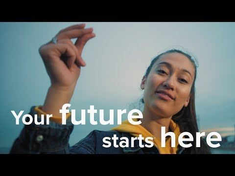 Your future starts here – with EF