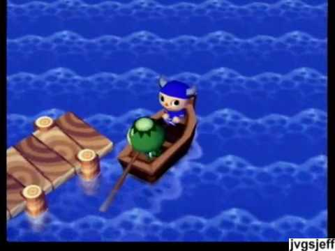 Animal Crossing - Island Trip