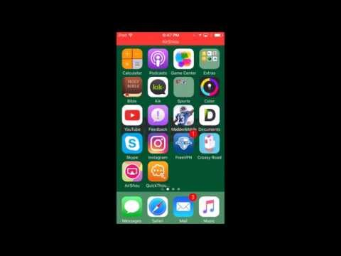 HOW TO GET FREE MONEY ON IOS 2016!!