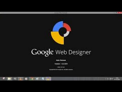 How to download Google Web Designer to Create an AdWords campaign