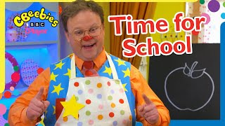 Time for School with Mr Tumble   CBeebies