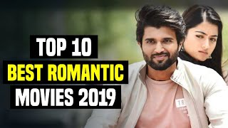 Top 10 Best Romantic South Indian Hindi Dubbed Movies of 2019 | You Shouldn't Miss