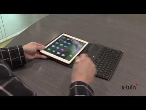 Review - Funda teclado iPad pro 9'7 de Logitech   K-tuin