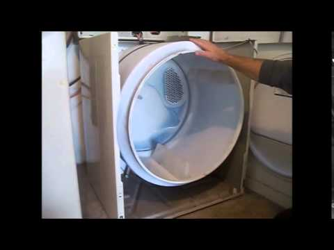 Kenmore Dryer - How To Replace Dryer Belt