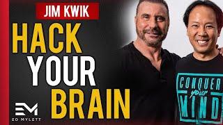 Proven Mental Hacks to END Your negative self talk | Ed Mylett & Jim Kwik