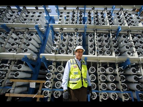 Is desalination the future of drought relief in California?