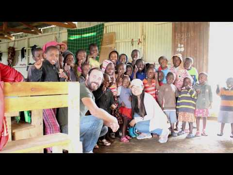 Orphans in Africa - Visiting a Children's Home in Kenya