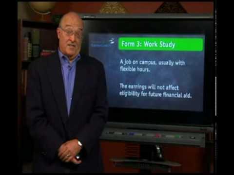 10. College Financial Aid: Work Study