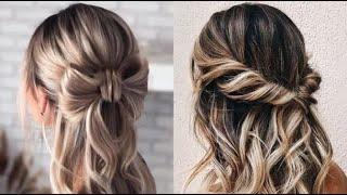 PEINADOS FÁCILES paso a paso bonitos y rápidos de hacer / cute Hairstyles