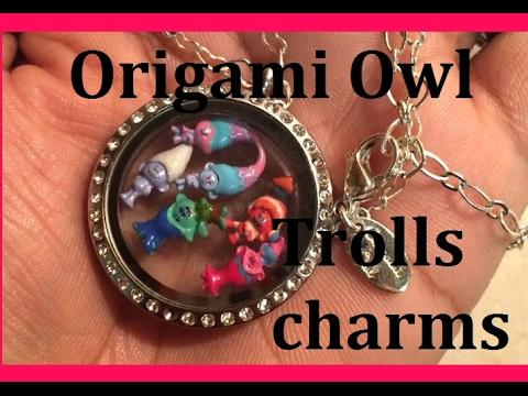 Origami Owl Trolls Charms!