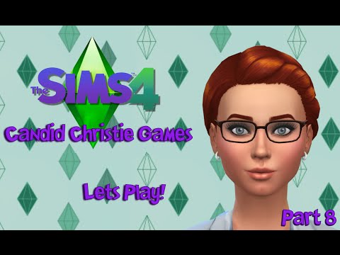 Let's Play the Sims 4   Part 8 - SURPRISE!