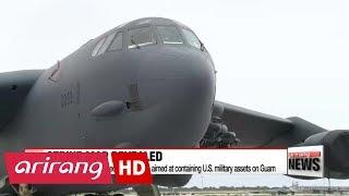 North Korea makes further Guam threats...South Korea issues warning