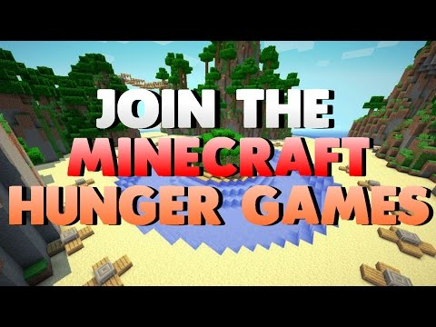 How To Join A Minecraft Hunger Games Server (2017)