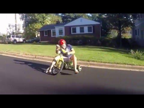 Home Made Drift Trike