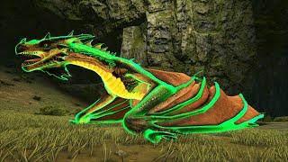 """ARK: Extinction Mod #36 - Tiến Hóa Siêu Rồng Phun Độc """"The Unknown Poison Wyvern"""", Ngon Luôn =))"""