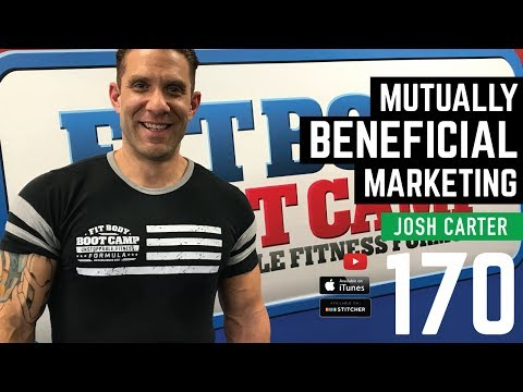 Mutually Beneficial Marketing with Josh Carter - 170