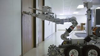 The $200,000 Police Bomb Robot