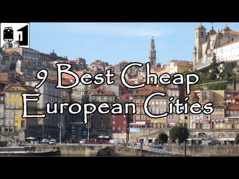 9 Best Cities in Europe to Visit on a Budget