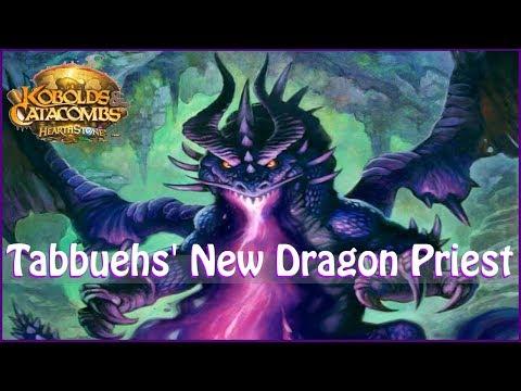 Tabbuehs' Dragon Priest (Hearthstone Deck Showcase)