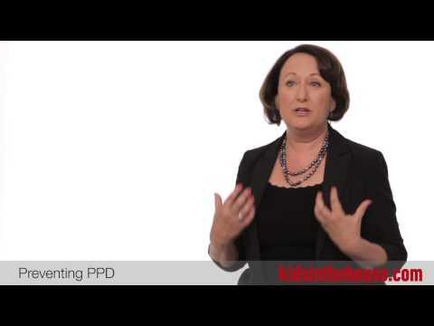 Tips For Preventing Postpartum Depression - Shoshana Bennet, PhD