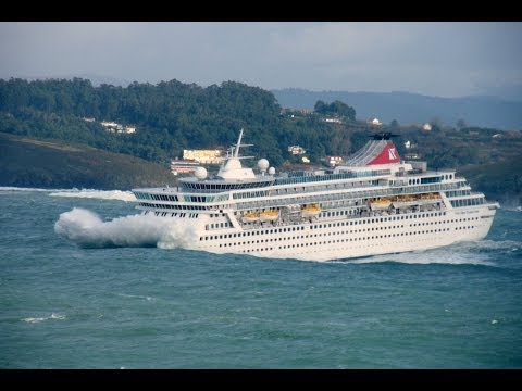 Grandmother suffers permanent sea sickness after cruise (Disembarkment syndrome)  - March 2014-