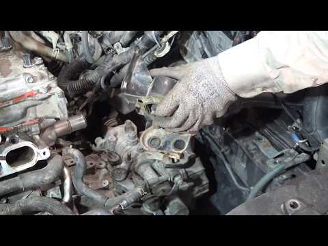 P2/2  How to install Toyota Corolla engine Back. Years 2008 to 2018. Part 2 of 2