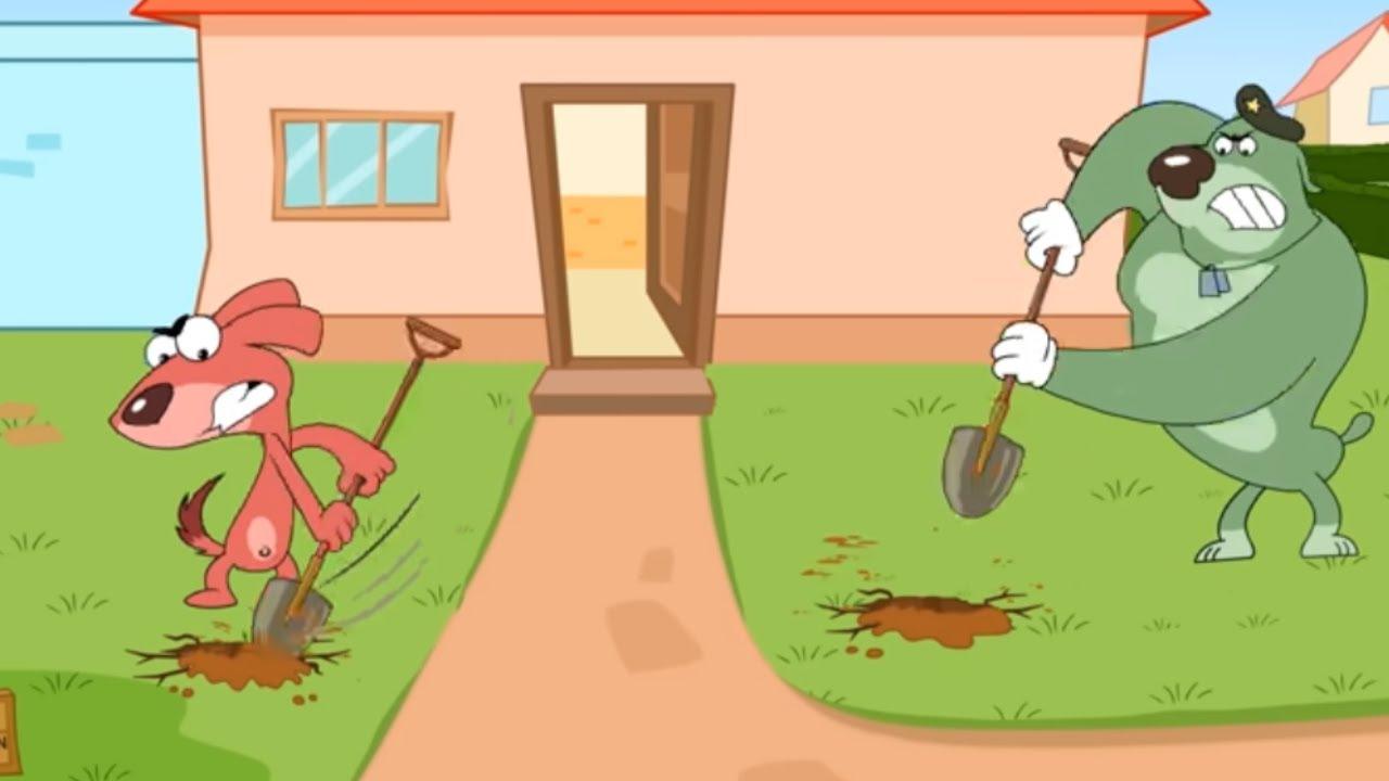 Rat-A-Tat  'Food Fiasco NEW Ep Funny Food Cartoons Compilation'  Chotoonz Kids Funny Cartoon Videos