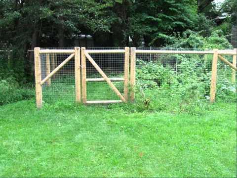 Dog Fence Collection | Fences Design For Pets
