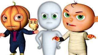 Zool Babies Halloween Episode (SINGLE)   Videogyan Kids Shows   Cartoon Animation For Children