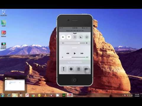 How to transfter Music,Videos and images to Iphone without Itunes