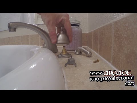 Surface Mount Tub Handle Loose For Mobile Home Bathtub