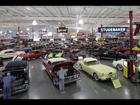 INCREDIBLE 50's, 60's Classic Car Collection!