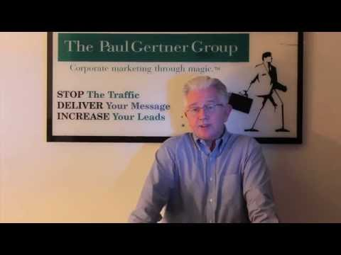 Three Minutes to MORE Trade Show Leads | Paul Gertner