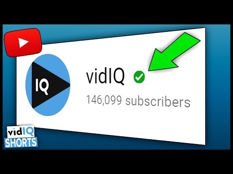 How to Get The Verified Badge On YouTube in 2018 ✔️✔️✔️ [in 60 Seconds]