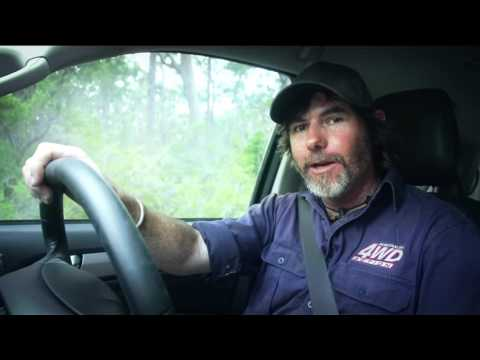 4x4 Tip:  How to tackle muddy tracks in your 4WD