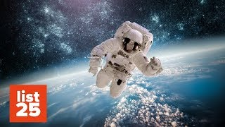 25 Disgusting Things About Space Travel You Never Thought About