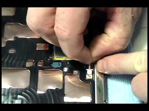 How to Replace Your Sony Reader Touch Edition PRS-600 Battery