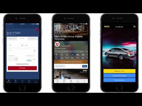 Mobile Apps for Easier Travel