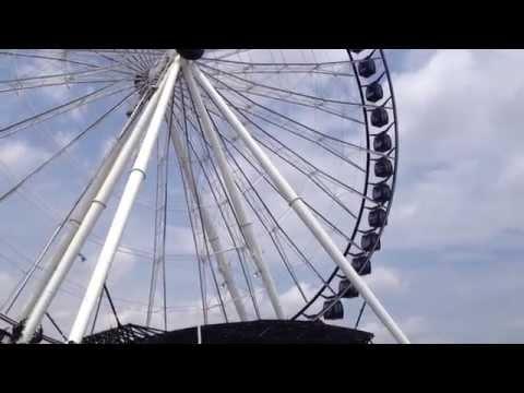 R80 XLII Giant Observation Wheel - Puebla, Mexico