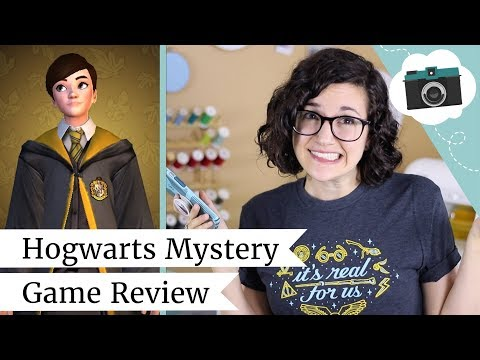 Hogwarts Mystery Mobile Game Review: First Impressions   @laurenfairwx