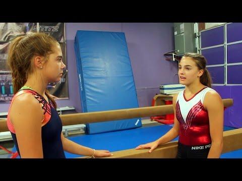 EXPECTATION VS REALITY: Gymnastics Balance Beam