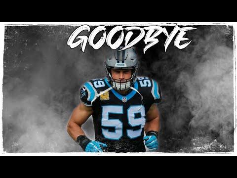 Luke Kuechly Mix Goodbye Post Malone Tribute
