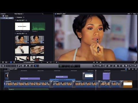 How to Edit Videos Like a Beauty Guru   TECH TALK