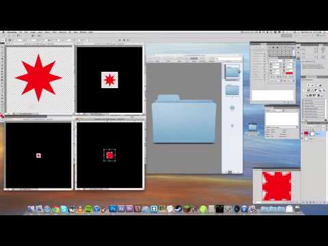How to Create Custom ICNS Icon files in Mac OS X