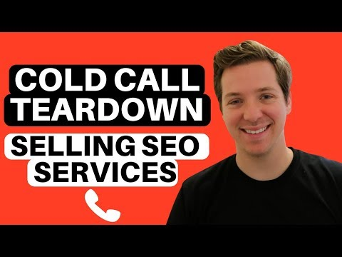 How to Close a Sale on a Cold Call? 📞 Cold Call Teardown 📞