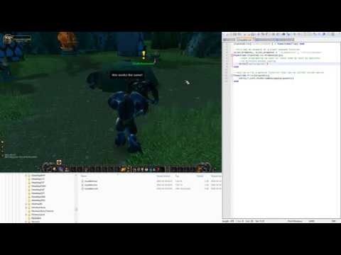 [Guide] How to write your first Vanilla WoW addon