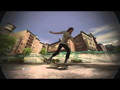 Reset - Skate 2 Solo