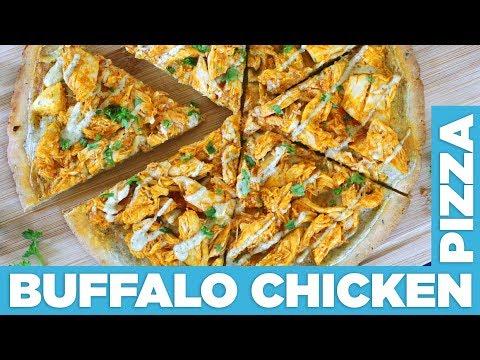 Paleo Buffalo Chicken Pizza! – Eat The Pizza! #36