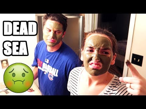WHAT DID WE PUT ON OUR FACES....?!
